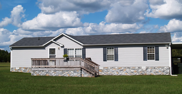 manufactured vs mobile homes